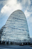 Modern landmark architecture Wangjing SOHO, beijing  china 4 Royalty Free Stock Photo