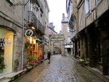 Modern Languages @ FLCC Study Abroad in Rennes & Paris, France stock photography