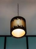 Modern lantern Royalty Free Stock Photos