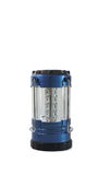 A modern lantern for hiking on white isolated background Royalty Free Stock Photography