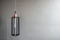 Modern lantern Royalty Free Stock Image