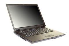 Modern laptop Stock Image
