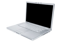 Modern laptop Royalty Free Stock Photo