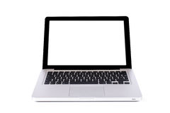 Modern laptop computer Stock Photography