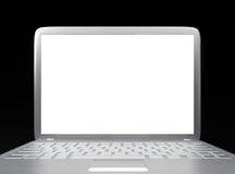 Modern laptop PC Royalty Free Stock Images