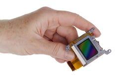 Modern large image  sensors Royalty Free Stock Image