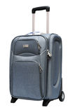 Modern large suitcase Royalty Free Stock Image