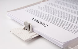 Modern Laserjet printer Stock Photography