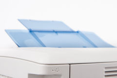 Modern Laserjet printer Stock Images