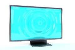 Modern lcd Royalty Free Stock Photography