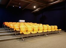 Modern Lecture Room Royalty Free Stock Images