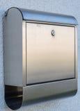 Modern letterbox metal Royalty Free Stock Image