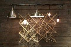 Modern licht stock fotografie