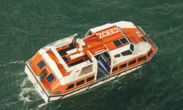 Modern Lifeboat Royalty Free Stock Photography