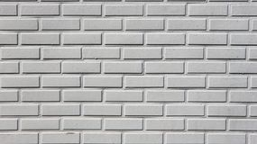 Modern light gray brick wall. Background and texture . royalty free stock images