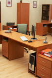 Modern and light office Stock Photography