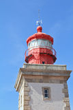 The modern lighthouse Stock Image