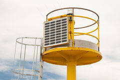 Modern Lighthouse Stock Image