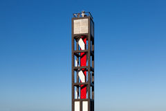 Modern Lighthouse in Puerto de la Cruz, Tenerife Stock Photo