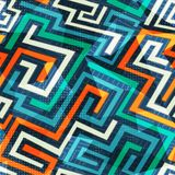 Modern lines seamless pattern Stock Photography