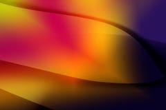 Modern linje effektbakgrund Arkivfoton
