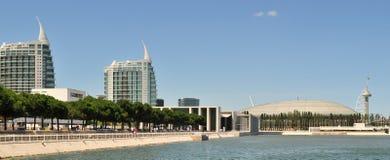 Modern Lisbon Stock Photo