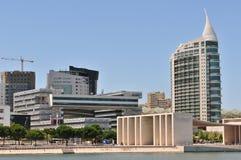 Modern Lisbon Royalty Free Stock Photo