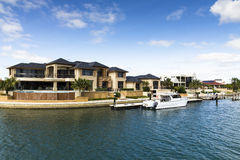 Modern Living in Australia Royalty Free Stock Images