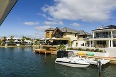 Modern Living in Australia Stock Photography