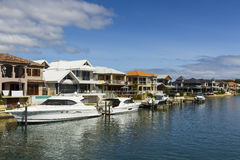 Modern Living in Australia Royalty Free Stock Image