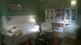 Modern living room design Stock Photos