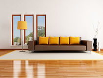 Free Modern Living Room Stock Image - 18382441