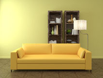 Modern living-room. Stock Images