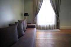 Modern living room Royalty Free Stock Photos
