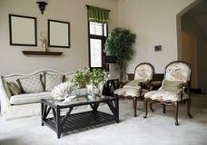 Modern living room royalty free stock photo