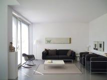 Modern living room detail Royalty Free Stock Photos