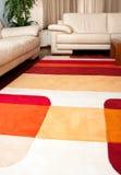 Modern living room furniture Stock Photos