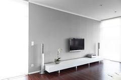 Modern Living Room Interior Stock Photography