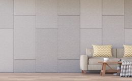 Modern Living Room Interior 3d Rendering Image Royalty Free Stock Photos