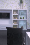 Modern living room interior design. royalty free stock image