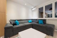 Modern living room interior Stock Photos