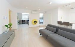 Modern living room interior Royalty Free Stock Photo