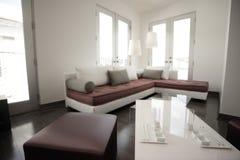 Modern living room set Stock Images
