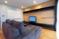Modern living-room Royalty Free Stock Photos