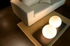 Modern livingroom Stock Image
