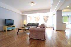 Modern livingroom Stock Images
