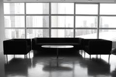modern lobby Fotografering för Bildbyråer
