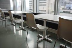 Modern lobby Stock Images