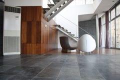 Modern lobby Stock Photography