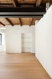 Modern loft, empty room Stock Photography
